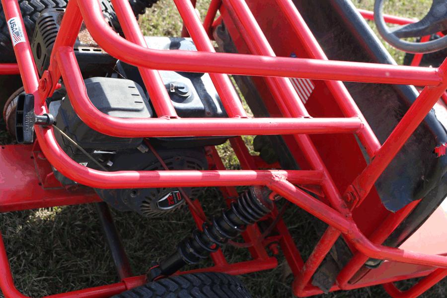 Go Kart Restoration